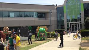 google hq office. Google HQ Office At Mountain View California - Vers.02 Hq