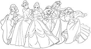 free printable coloring pages princess free printable coloring pages princess pictures color p free printable colouring