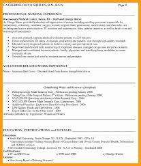 Lpn Resume Examples Beauteous Lpn Resume Sample Without Experience Fresh Buckey Wp Content 48 48