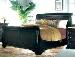 black sleigh bed frame leather sleigh bed king leather sleigh beds distressed leather headboard sleigh beds