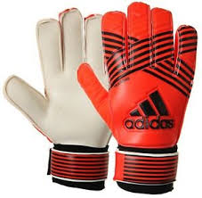 Details About New Adidas Ace Goalkeeper Goalie Soccer Football Gloves Orange