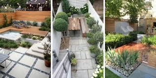 Landscape Designs For Small Backyards Cool Design Inspiration