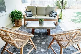 While it looks like concrete, it is much lighter and. Diy Concrete Outdoor Coffee Table Love Renovations