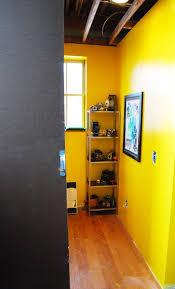 bathroom paint yellow. a few months ago my husband and i decided to paint our new main floor bathroom yellow. buzz lightyear yellow be exact (yes from the disney line).