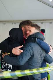 Join facebook to connect with andrew nick devine and others you may know. Four Mayo Men Raise Over 6 000 For Charity By Breaking Guinness World Record For Longest Marathon Hug Irish Mirror Online