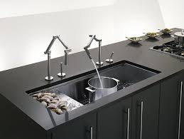 kohler kitchen sinks stainless steel undermount designing home stages 45 inch under mount kitchen sink k 3761 kohler