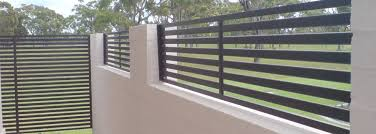 metal fence design. Tubular Steel Fencing Adelaide Metal Fence Design
