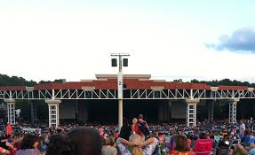 Raleigh Amphitheater Seating Chart Coastal Credit Union Music Park At Walnut Creek Raleigh