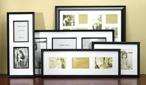 collage picture frames interior multiple wood dark p unique collage cool unusual unique collage frames large collage picture frames canada