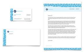 Office Com Templates Dentistry Dental Office Business Card Letterhead Template Design