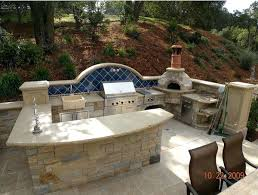 outdoor kitchen designs with smoker. outdoor kitchen grills reviews and smokers ideas with pizza oven designs smoker u