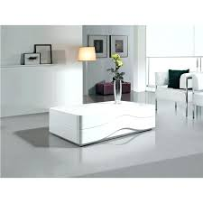 full size of white gloss coffee table with drawers large size of white high gloss side