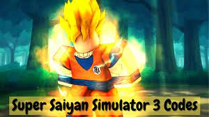 If you too are looking for active and expired codes, continue to reading the article. Super Saiyan Simulator 3 Codes March 2021 Get List Of Active Codes And How To Redeem The Codes