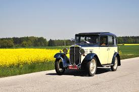 valuing a classic vintage and veteran car