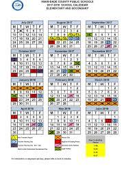 School Calendar Template 2015 2020