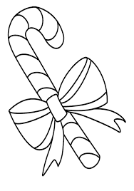 Small Picture Christmas candy cane coloring pages printable ColoringStar