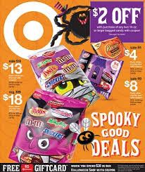 halloween sale flyer target halloween sale ad october 25 october 31 2015