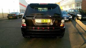 2009 Black Range Rover Sport - Full Cobra Kit - Kenya Car Bazaar Ltd