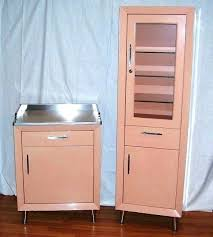 vintage metal cabinets kitchen cabinet with sliding glass doors