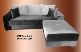 SOFA L BDG MINIMALIS 1