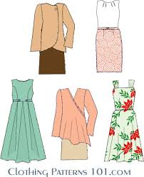 Clothing Sewing Patterns Custom How To Create Clothes That Fit You Perfectly