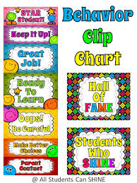 Star Student Chart Calendars And A Clip Chart Like Sayings On Clip Chart And