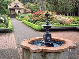 Small Picture Backyard Fountain Ideas Backyard Landscape Design