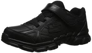 skechers shoes for boys. skechers skecher tough trax-factors 95472l-37-black boys\u0027 shoes trainers fast for boys u