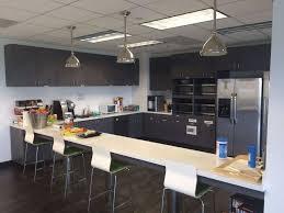 office kitchen. Qlik\u0027s Office - Kitchen Qlik Burlingame, C