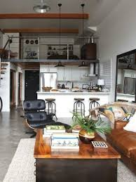 Loft Apartment Interior Design Decor
