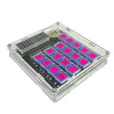diy mcu calculator kit digital calculator