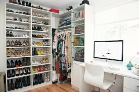 closet office. Walk-in Closet Office - STYLE ME GRASIE