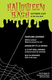 Halloween Contest Flyer Halloween Party Flyers Authorization