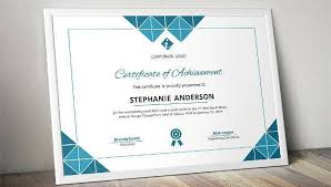 Training Certificates Format Kadil Carpentersdaughter Co