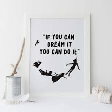 Wall Art Quotes Adorable Shop Disney Wall Art Quotes On Wanelo