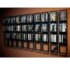 black dvd shelf shelf metal rack 2 black rack shelf wall mount metal steel material wall black dvd shelf
