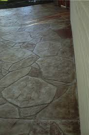 diy flagstone patio over concrete. stamped and stained concrete flagstone patio...love all of the stuff that can be done with now | future home pinterest patio, diy patio over