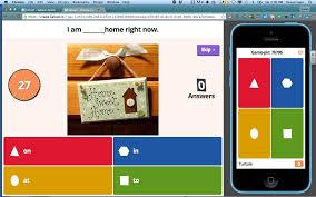 kahoot quiz screenshot