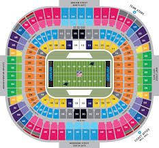 Bucs Seating Chart Image Result For Nfl Stadium Seating Chart Carolina