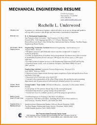 39 Lovely Resume Format For Maintenance Engineer Awesome Resume