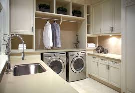 urban chic traditional laundry room chic laundry room