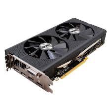<b>Видеокарта Sapphire</b> Radeon <b>NITRO+</b> RX 480 1342Mhz PCI-E 3.0 ...
