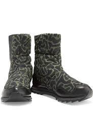 Y-3 + Adidas Originals Rhita Leather-trimmed Printed Quilted Shell ... & Gallery Adamdwight.com