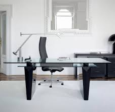 glass office tables. Office Table Furniture Modern Glass Desks Design Chairs \u2026 For Desk (View Tables L