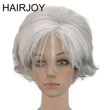 Online Shop <b>HAIRJOY Women</b> Shag Wig <b>Layered</b> Curly Hair ...