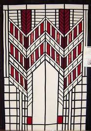 Top 7 Art Deco Quilts: Amazing Inspiration | Red black, Art deco ... & Amazing art deco quilt Adamdwight.com