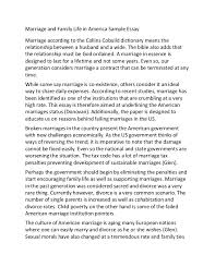 essay family life family essays