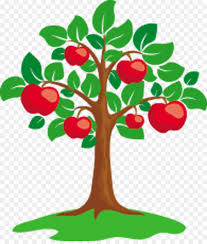 fruit tree clipart.  Fruit Apple Tree Clip Art  Dry Fruit With Fruit Clipart R