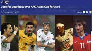 Who began the asian cup