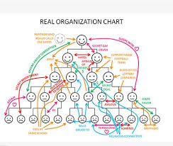 Real Organization Chart The Real Organisation Chart At All Workplaces